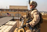 كشفت مصادر محلية أن الجيش الأميركي قام بتوسيعها أواخر عام 2018