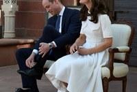 """كاثرين ميدلتون،""""دوقة كامبريدج"""" وزوجة الأمير ويليام دوق كامبريدج نجل ولي العهد الأمير تشارلز والأميرة ديانا"""