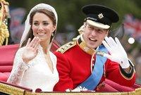 صور من حفل زفاف الأمير ويليام والدوقة كاثرين ميدلتون