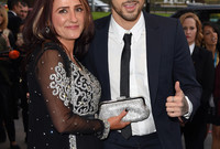 زين مالك ووالدته