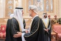 الشيخ حمد بن محمد الشرقي  حاكم إمارة الفجيرة