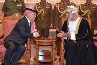 الملك عبد الله الثاني ملك الأردن