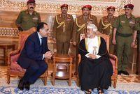 رئيس الوزراء المصري مصطفى مدبولي حيث أنابه الرئيس عبد الفتاح السيسي رئيس مصر