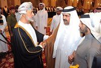 الشيخ حمد بن خليفة أمير دولة قطر السابق