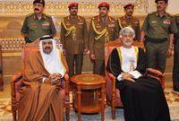 ويعد ظهره الشيخ حمد ظهورًا نادرًا حيث لم يظهر منذ تنحيه عن السلطة في أي وسائل إعلامية أو مناسبات سياسية إلا بشكل نادر للغاية