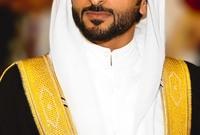 تزوج في 2 أكتوبر 2009 من شيخة بنت محمد آل مكتوم (مواليد 20 ديسمبر1992 ) ابنة رئيس وزراء الإمارات ونائب رئيسها محمد بن راشد آل مكتوم.