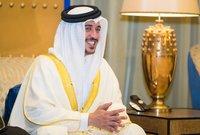 تزوج في السعودية عام 2011 من الأميرة سحاب بنت عبد الله آل سعود (ولدت في 14 فبراير 1993) ابنة ملك المملكة العربية السعودية السابق عبد الله بن عبد العزيز آل سعود