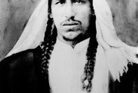 قضى طفولته مع والديه وجده الإمام عبد الرحمن بن فيصل الذي كان له أثر كبير في تربيته حيث نشأ منذ طفولته كرجل كبير وليس كطفل من أجل مساعدة والده