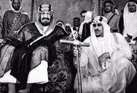 كان أبرز أعوان والده الملك عبد العزيز في توحيد المملكة والتي انتهت عام 1932 بتوحيد كافة مناطق المملكة وإعلان قيام المملكة العربية السعودية رسميًا ويتم إعلان الأمير سعود وليًا للعهد