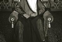 وفي عام 1953 توفى الملك عبد العزيز ويتم مبايعة الأمير سعود ملكًا للمملكة رسميًا في 11 من نوفمبر عام 1953 ليصبح ثاني ملوكها