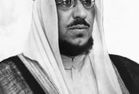 بايع الجميع الملك فيصل ملكًا جديدًا للبلاد بعد عزل الملك سعود الذي رفض مبايعة فيصل في بداية الأمر