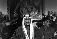 وفي فبراير عام 1969 توفي الملك سعود بن عبد العزيز ونقل جثماه إلى مكة للصلاة عليه بالمسجد الحرام بحضور الملك فيصل قبل أن يتم نقله للرياض ليُدفن في مقبرة العود