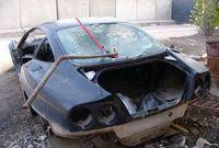 بعد الغزو الأمريكي للعراق تحطم العديد من هذه السيارات التي يقدر ثمنها بالملايين