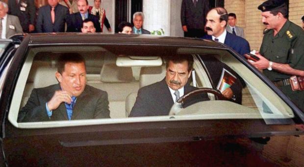 كانت عائلة صدام حسين مشهورة بتجميع سياراته من كل أنحاء العالم وبالأخص عدي نجل الرئيس العراقي