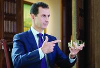 تخرج من كلية الطب بجامعة دمشق عام 1988 وعمل كطبيب في الجيش السوري لمدة أربع أعوام ثم التحق بالدراسات العليا في أحد مستشفيات العيون في لندن ولم يكن له ميول سياسية كبيرة في تلك الفترة