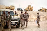 في المركز الثامن عربيًا تأتي الأردن، بينما تحتل المرتبة الـ 72 عالميًا بميزانية تتخطى 2 مليار دولار سنويًا