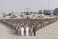 في المركز الـ 15 عربيًا تأتي قطر، بينما تحتل المرتبة الـ 90 عالميًا بميزانية 6 مليار دولار سنويًا