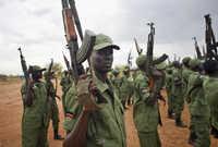 في المركز الـ 17 عربيًا تأتي جنوب السودان، بينما تحتل المرتبة الـ 117 عالميًا بميزانية 80 مليون دولار سنويًا