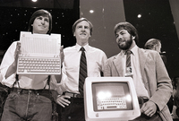 وبدأت عام 2000 في تحويل استخدام أجهزة الكمبيوتر من الاستخدام المكتبي إلى الاستخدام المحمول عن طريق سلسلة من المنتجات التي لاقت رواجا