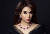 الإعلامية لجين عمران.. وهي شقيقة الفنانة أسيل عمران