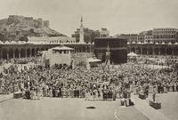 سبب آخر تسبب في تعطيل الحج عام 492 هـ - 1099م وهو الصراعات السياسية والعسكرية بين الدويلات الإسلامية في تلك الفترة لينعدم الأمن والأمان في طرق الحجاج