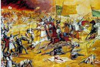 وبين أعوام 500-700 هـ تعطل الحج أكثر من مرة بسبب اندلاع الصراعات بين المسلمين وبين أعدائهم من الصليبيين والمغول وعدم وجود أي أمان في طرق الحج وسقوط عدد من الممالك الإسلامية في أيدي الصليبيين والمغول بجانب سقوط الخلافة العباسية في تلك الفترة