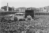 لكن جاء عام 1979 ليقع حادث يعيد لأذهان المسلمين ذكريات الأحداث الدامية التي وقعت من قبل القرامطة حيث كان هذا أول هجوم مُسلح على الحرم والحجاج منذ قرون طويلة
