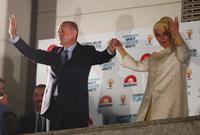 أنجبت السيدة أمينة من أردوغان 4 أبناء هم على الترتيب