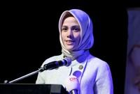 أما إسراء أردوغان فهي ثالث أبنائهما .. وولدت عام 1983