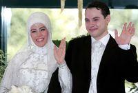 صور من حفل زفافها