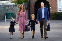 الأميرة كيت ميدلتون، زوجة الأمير ويليام ابن الأميرة ديانا الأكبر ودوقة كامبريدج، لها من زواجها الذي يستمر حتى الآن 3 أبناء