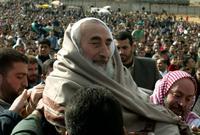 بعد فترة أصبح رئيسا للمجمع الإسلامي في غزة نظرًا للشعبية الجارفة التي كان يحظى بها هناك