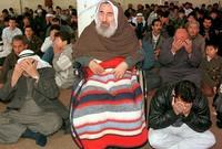 """قرر مع عدد من القيادات عام 1987م بعد اندلاع الانتفاضة الكبرى تكوين تنظيم إسلامي لمحاربة الاحتلال لتحرير فلسطين وأطلقوا عليها اسم """"حركة المقاومة الإسلامية/حماس"""" وكان الزعيم الروحي لها طوال حياته"""