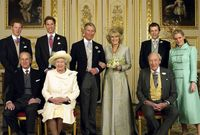 حفل زفاف الأمير تشارلز وكاميلا