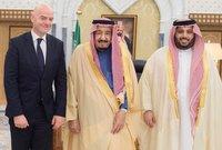 تم تعيينه عام 2015 كمستشار في الديوان الملكي السعودي بالمرتبة الممتازة