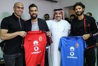 واستطاع أن يقنع لاعب الأهلي عبد الله السعيد بالتجديد للفريق والبقاء في الأهلي بعد أنباء توقيعه للزمالك