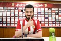 واشترى في عام 2019 نادي ألميريا الأسباني ليصبح الشخص الأكثر مساهمة في النادي