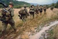 عام 1961 بدأت القوات الأمريكية في التدفق على جنوب فيتنام وأصبح مجموع القوات بحلول عام 1963 أكثر من 16 ألف جندي