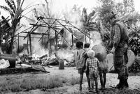 يعد انسحاب جميع قوات الولايات المتحدة، استمرت حرب فيتنام