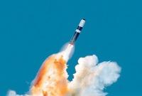 الصواريخ البالستية ترايدنت