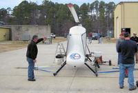 المروحيات القناصة الآلية.. هي طائرة هليكوباتر بدون طيار تمتلك قناص خاص بها يمكن أن تسافر بسرعات تصل إلى 135 ميل في الساعة لمدة تسع ساعات.يمكنها أن تحمل معدات بوزن 135 كيلو غرام تقريباً