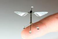 من المتوقع أن تستطيع هذه الحشرات في المستقبل البعيد أن تأخذ عينة من الحمض النووي للشخص من دون أن ويمكنها  وضع إحدى شرائح النانو التعقبية على الأشخاص