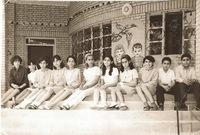 صورة لأطفال إيرانيون تم التقاطها في ستينيات القرن الماضي