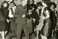 صورة من أحد الاحتفالات في إيران في فترة الستينيات