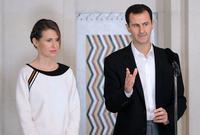 اهتزت صورة أسماء الأسد العامة بشدة بعد الأوضاع السياسية في سوريا منذ عام 2012 حيث ظلت صامتة لفترة طويلة دون أن توضح موقفها من الأوضاع السورية، وفي نهاية الأمر أبدت تأيدها لموقف زوجها بشار الأسد مع استمرار تقديمها الدعم للمناطق الريفية والمحتاجين