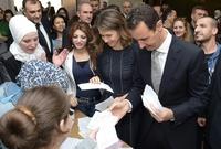 بدأت أسماء الأسد من زواجها العمل على المنظمات والجمعيات الخيرية المعنية بشؤون السوريين وذوي الاحتياجات الخاصة، بالإضافة لاهتمامها في تفعيل دور الشباب في المجتمع