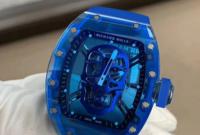 ويصل سعر تلك الساعة إلى 2 مليون دولار