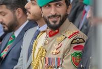 هو الابن الرابع من الذكور لملك البحرين حمد بن عيسى آل خليفة من زوجته السيدة الكويتية شيمة بنت حسن الخريش العجمي