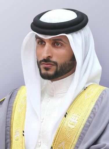 ناصر بن حمد، قائد الحرس الملكي البحريني ورئيس المجلس الأعلى للشباب والرياضة ورئيس اللجنة الأولمبية البحرينية