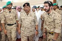 أنهى بعدها ناصر دراسته في أكاديمية ساندهيرست العسكرية الملكية في 2006